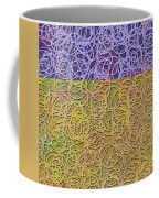 0872 Abstract Thought Coffee Mug