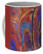 0880 Abstract Thought Coffee Mug