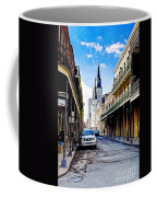 0928 St. Louis Cathedral - New Orleans Coffee Mug