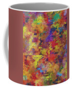 0955 Abstract Thought Coffee Mug