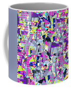 0978 Abstract Thought Coffee Mug