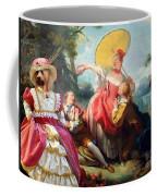 Silky Terrier Art Canvas Print Coffee Mug