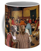 Weimaraner Art Canvas Print  Coffee Mug