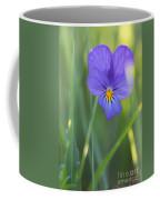 01 Heart's Ease Wild Viola Coffee Mug