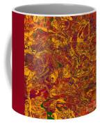 0202 Abstract Thought Coffee Mug