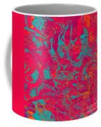 0217 Abstract Thought Coffee Mug