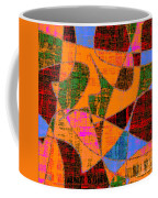 0267 Abstract Thought Coffee Mug