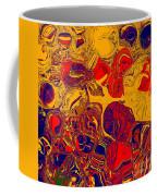 0576 Abstract Thought Coffee Mug