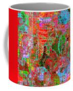 1306 Abstract Thought Coffee Mug