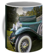 1929 Isotta Fraschini Tipo 8a Convertible Sedan Coffee Mug