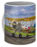 1943 Boeing Stearman Coffee Mug