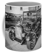 1949 Ford Pick Up Truck Bw Coffee Mug