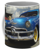 1950 Ford Automobile Coffee Mug