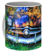 1950 Ford To Be Reconditioned Coffee Mug