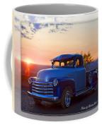 1951 Chevy Pick Up Coffee Mug