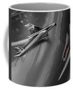 1955 Chevrolet Bel Air Eagle Coffee Mug by Ron Pate