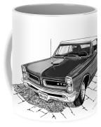 1965 Pontiac G T O Convertible Coffee Mug
