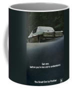 1968 Pontiac Gto Coffee Mug