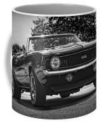 1969 Chevy Camaro Ss Coffee Mug