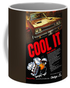 1969 Dodge Coronet Super Bee Coffee Mug