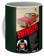 1969 Dodge Dart Swinger 340 Coffee Mug