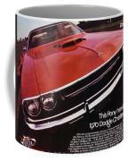 1970 Dodge Challenger R/t  Coffee Mug