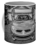 2006 Mitsubishi Eclipse Gt V6 Painted Bw Coffee Mug