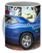 2010 Plymouth Superbird  Coffee Mug