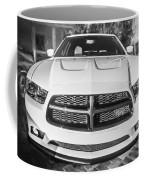 2014 Dodge Charger Rt Painted Bw Coffee Mug