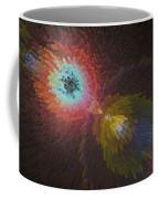 3d Dimensional Art Abstract Coffee Mug