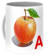 A Art Alphabet For Kids Room Coffee Mug