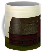 A Barn In Saskatchewan Coffee Mug