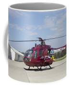 A Bo 105pah Helicopter Of The German Coffee Mug