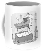 A Bunk Bed With A Bath Tub Instead Of A Lower Bed Coffee Mug