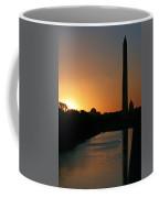 A Capitol Sunrise Coffee Mug