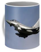 A Eurofighter Typhoon 2000 Multirole Coffee Mug