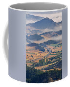 A Foggy Day Coffee Mug
