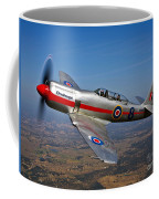A Hawker Sea Fury T.mk.20 Dreadnought Coffee Mug