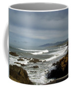 A Hazy Day In Morro Bay II Coffee Mug