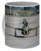 A Hellenic Air Force T-2 Buckeye Coffee Mug