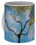 A Little All Over The Place Coffee Mug