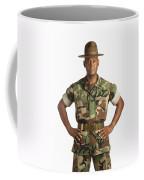 A Military Man Coffee Mug