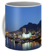 A Night View Of The Victoria And Alfred Coffee Mug