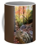 A Palette Of Colors Coffee Mug