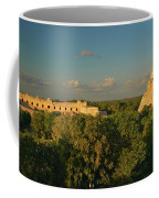 A Panoramic View From Left To Right Coffee Mug