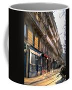 A Paris Morning Coffee Mug