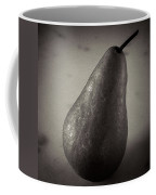 A Pear At An Angle Coffee Mug