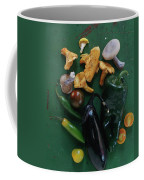 A Pile Of Vegetables Coffee Mug