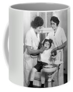 A Reluctant Patient Coffee Mug