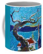 A River's Snow Coffee Mug
